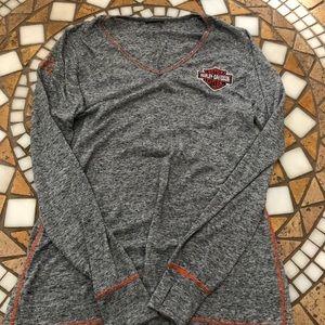 Harley Davidson shirt longsleeve